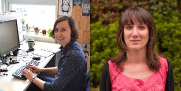 November 10, 2015: Student Lecture  Ivana Zelenika & Lisa Westerhoff