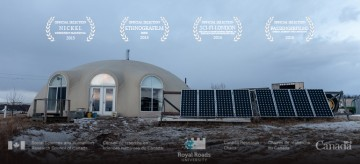 Jonathan Taggart releases documentary 'Life Off Grid'