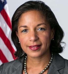 February 15 2018: Susan Rice in Invitations to Lind Initiative Series on The Unravelling of the Liberal Order
