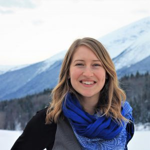 IRES Alumnus Megan Peloso has new position as B.C. Communications Lead with the Freshwater Alliance