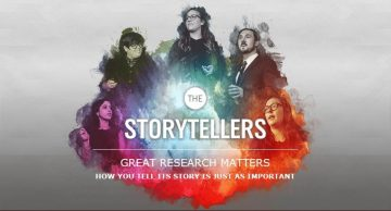 Evan Bowness named finalist in SSHRC 2018 Storytellers Challenge