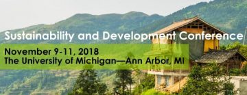 Call for Abstracts: Sustainability and Development