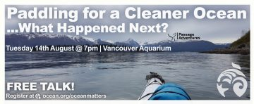 August 14th and 28th: Two Free Events at Vancouver Aquarium