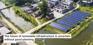 The Future of Renewable Infrastructure is Uncertain Without Good Planning: Op-ed by IRES PhD Students, Vikas Menghwani and Sandeep Pai, and IRES Associate Faculty Member, Hisham Zerriffi