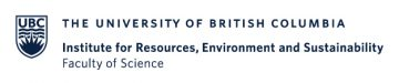 Research Associate in Conservation Data Science – Institute for Resources, Environment and Sustainability, The University of British Columbia