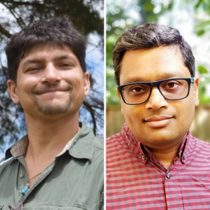 October 10, 2019: IRES Student Seminar with Evan Bowness and Abhishek Kar