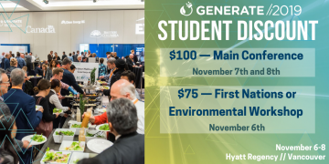 Clean Energy BC's Generate 2019 Conference