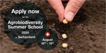 Agrobiodiversity Summer School in Switzerland