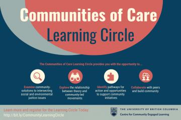 CCEL's Communities of Care Speaker Series