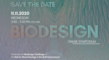European Biodesign Hub Launch Virtual Symposium