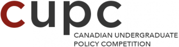 Canadian Undergraduate Policy Competition (CUPC)