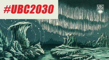 UBC 2030 Competition: What will sustainability at UBC look like in 2030?