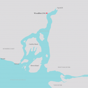 Woodfibre LNG and climate played a role in swinging this B.C. riding Green