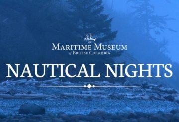 Maritime Museum of BC: Virtual Nautical Nights Spring Season